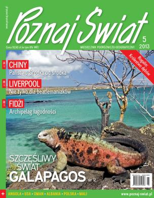 Okładka numeru 05.2013