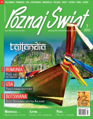 Okładka numeru 07.2013