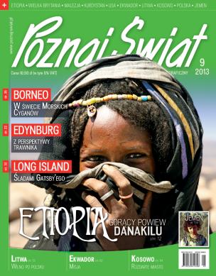 Okładka numeru 09.2013