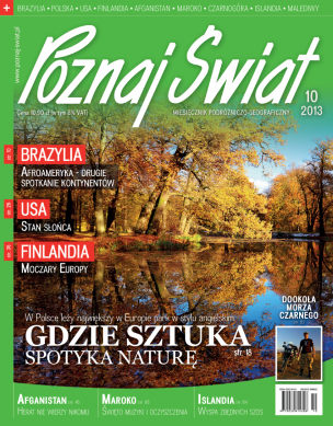 Okładka numeru 10.2013