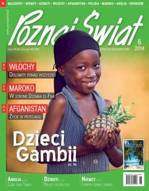 Okładka numeru 06.2014
