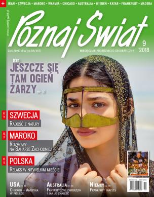 Okładka numeru 09.2018