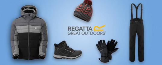 Regatta - prezentacja produktów zimowych