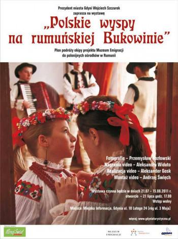 Polskie wyspy na rumuńskiej Bukowinie