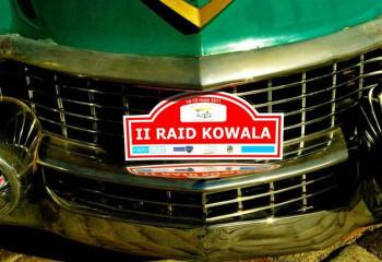 II Rajd Kowala 2011 w fotografii