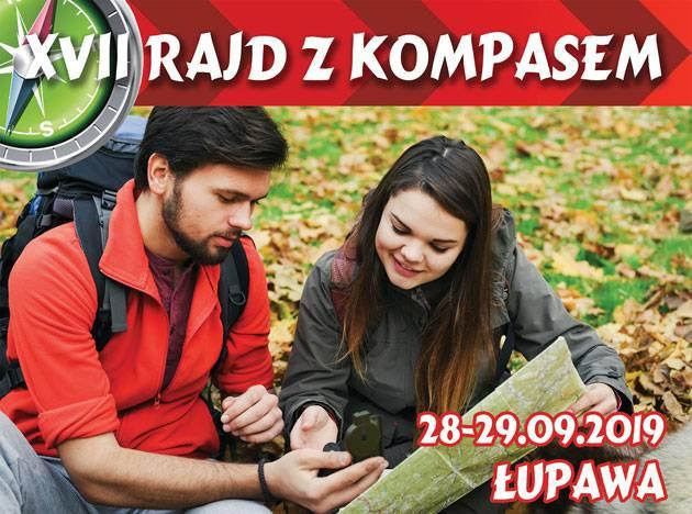 Z Kompasem w Łupawie