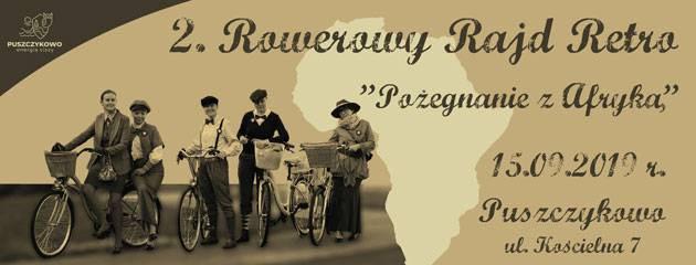 Rowerowy Rajd Retro