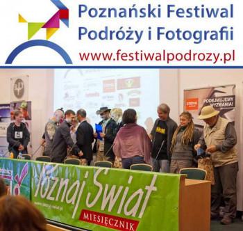 Zakończenie II Poznańskiego Festiwalu Podróży i Fotografii