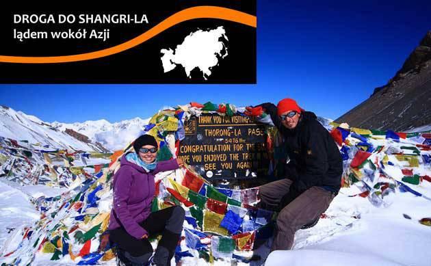 Shangri-La - wyprawa dookoła Azji