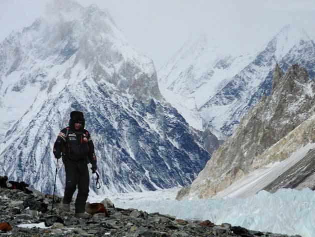Zimowa wyprawa Gasherbrum I