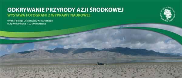 Nie tylko Jezioro Aralskie - odkrywanie przyrody Azji Środkowej