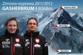 Gasherbrum I zdobyty zimą