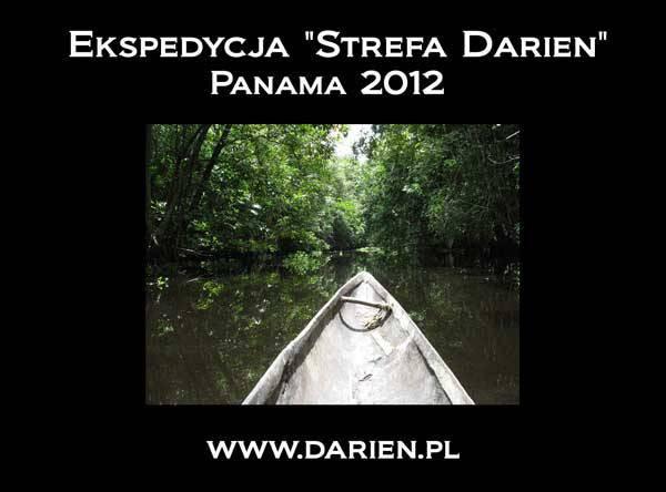 ''Jądro Ciemności - Strefa Darien2012''.
